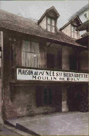 Moulin de Boly - The family Mill