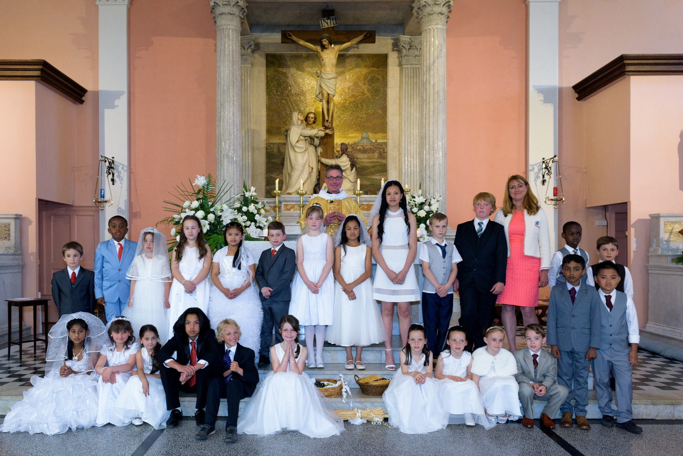 First Holy Communion, 2015