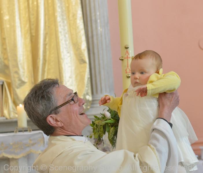 Baptisms at St Mary's
