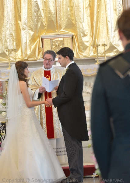 Weddings at St Mary's