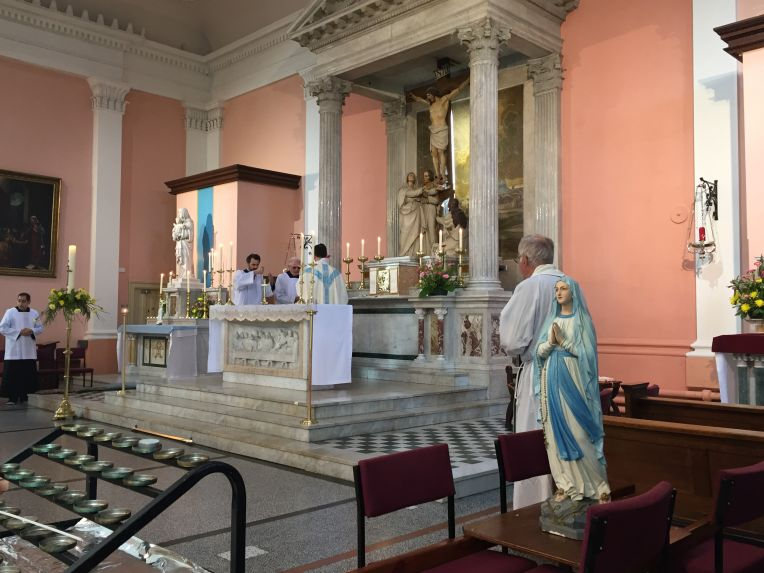 Our Lady of Fatima Centenary Mass, 13 May 2017