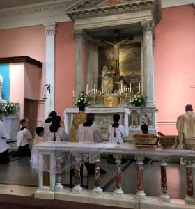 Corpus Christi Mass 3 June 2018