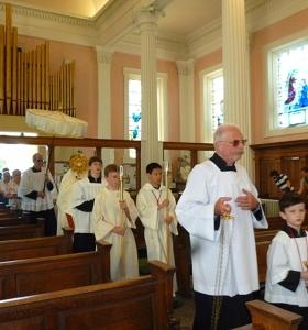 churchprocession