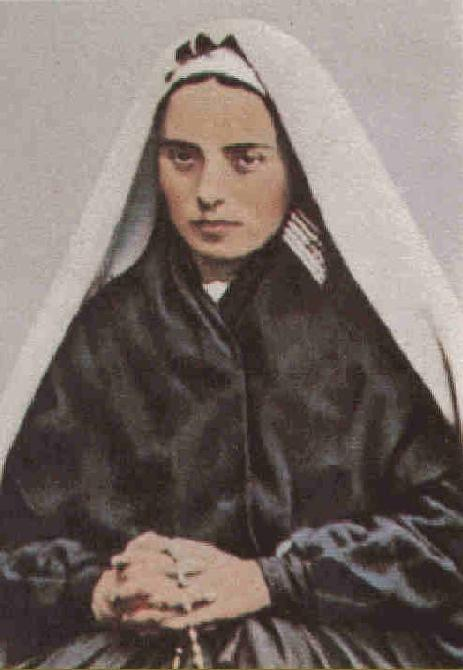 Bernadette - February 11th to July 16th 1858 The Apparitions